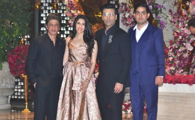 Akash Ambani And Shloka Mehta, Are These Photos 'Acche' Enough?