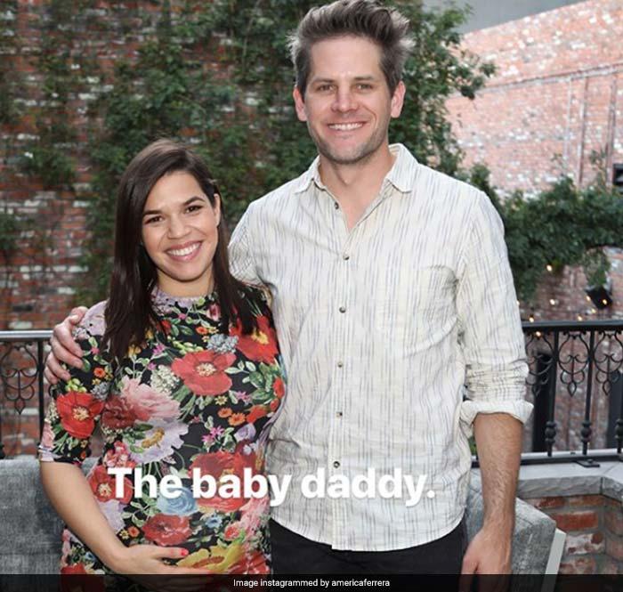 america baby shower