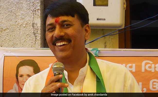 Four-Time MLA Amit Chavda Replaces Bharatsinh Solanki As Gujarat Congress Chief