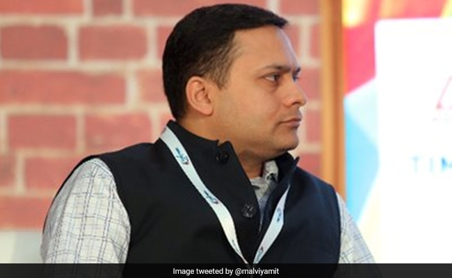 BJP's Amit Malviya Tweeted Karnataka Date Before Poll Body. Congress Too