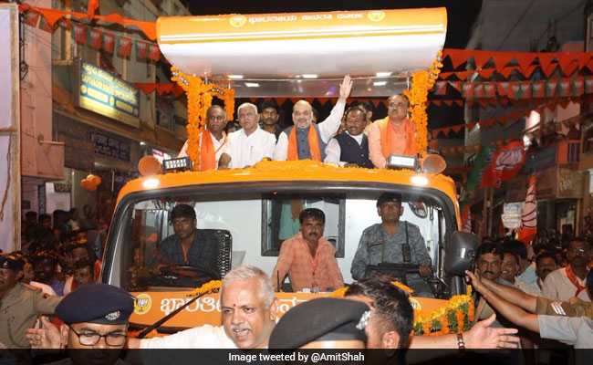 Chitradurga Mutt head urges Amit Shah to support minority status for Lingayats