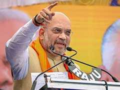 "Amit Shah To Meet Sena Chief, Days After ""Biggest Political Enemy"" Jab"
