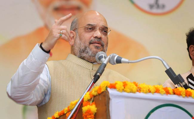 Report On Alleged Poll Code Violation By Amit Shah Under Scrutiny: Poll Panel