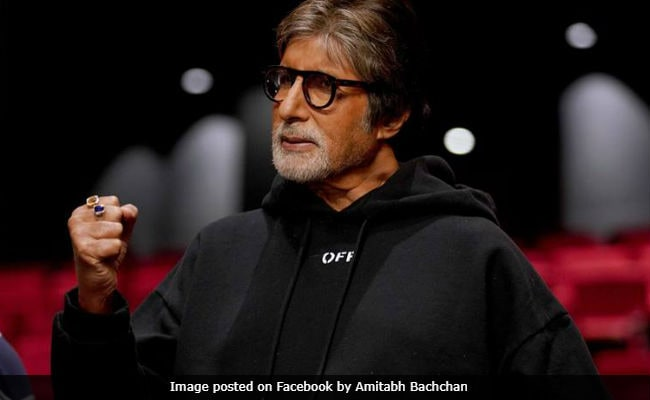 International Women's Day 2018: Amitabh Bachchan Says It's A 'Joy' To See Women On Thugs Of Hindostan Set