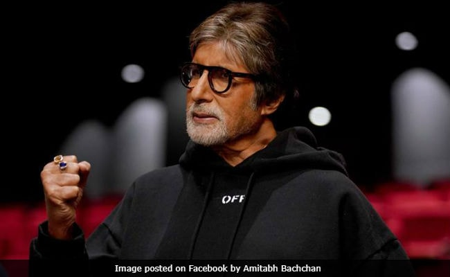 Guess What Amitabh Bachchan Is Doing? Filming A Cameo For Chiranjeevi