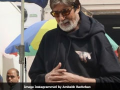 Amitabh Bachchan In Pain Because Of Heavy <i>Thugs Of Hindostan</i> Costumes, Says Wife Jaya