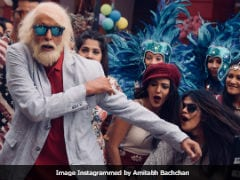 Amitabh Bachchan's <i>BAADDUUMMBAAA</i> Swag Will Cheer Up Your Sunday