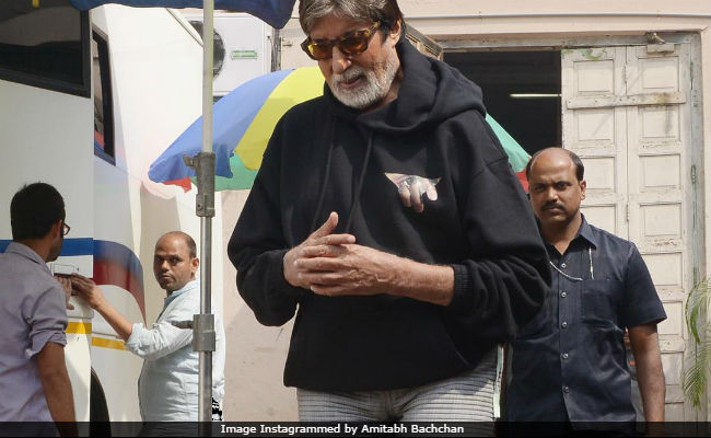 Amitabh Bachchan In Pain Because Of Heavy Thugs Of Hindostan Costumes, Says Wife Jaya