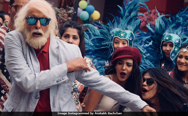 Amitabh Bachchan's BAADDUUMMBAAA Swag Will Cheer Up Your Sunday