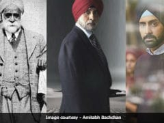 Amitabh Bachchan Posts Pic Of 3 Turbanators In His Family