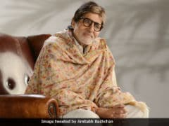 An Update On Amitabh Bachchan's Viral <i>Thugs Of Hindostan</i> 'Look' And Health
