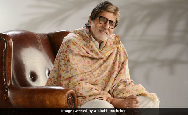 An Update On Amitabh Bachchan's Viral Thugs Of Hindostan 'Look' And Health