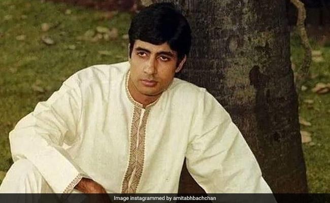 अमिताभ बच्चन इस फोटो की वजह से हुए थे रिजेक्ट, अब समझ में आई क्या थी वजह