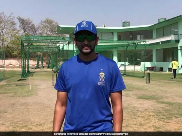 Rajasthan Royals Appoint Amol Muzumdar Batting Coach For IPL 2018