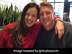 Ana Ivanovic, Bastian Schweinsteiger Announce Birth Of Baby Boy
