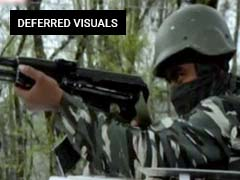 2 Terrorists Killed In Encounter In Jammu And Kashmir's Anantnag District