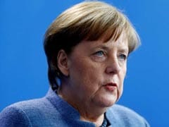 Germany's Social Democrats Clear Path For Angela Merkel's Fourth Term