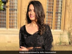 Pics: Anita Hassanandani Is Living The Life Of A Yash Raj Heroine Without Being One