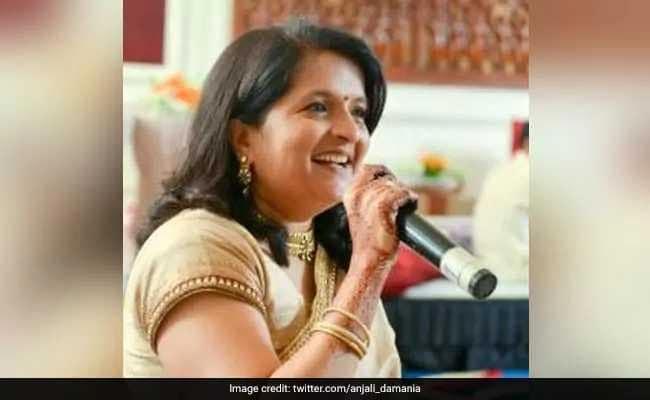 अरविंद केजरीवाल की माफ़ी से नाराज़ हैं पूर्व AAP नेता अंजलि दमानिया