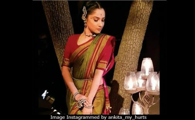 Viral: Is This Ankita Lokhande's Manikarnika First Look As Jhalkaribai?