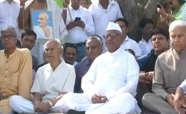 Anna Hazare Begins His Hunger Strike In Delhi: What Are His Key Demands