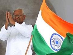Centre To Send Draft On Demands To Anti-Graft Body: Anna Hazare On Hunger Strike
