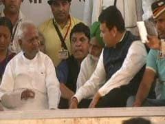 अण्णा की मांगे मानी गईं, महाराष्ट्र के मुख्यमंत्री देवेंद्र फडणवीस ने तुड़वाया अनशन