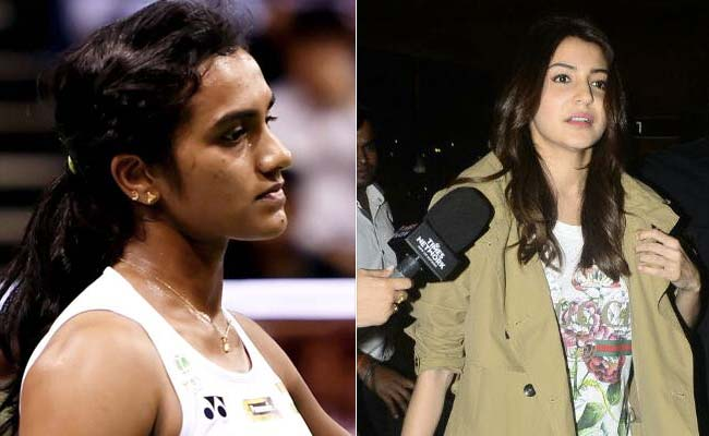 Anushka Sharma, PV Sindhu In Forbes 30 Under 30 Asia List