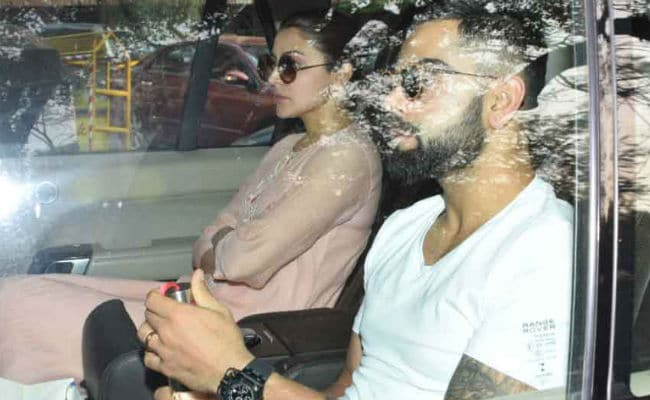 Days After Sridevi's Funeral, Anushka Sharma, Virat Kohli, Aamir Khan And Other Stars Visit Boney Kapoor