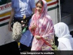 Anushka Sharma, Varun Dhawan Start Shooting For <i>Sui Dhaaga</i> In Bhopal. See Pics