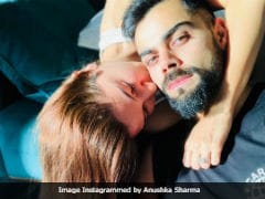 Anushka Sharma's Lovestruck Pic With Virat Kohli Is Making The Internet Very Happy