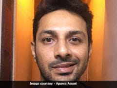 <i>Aligarh</i> Writer Apurva Asrani Recalls The Day He 'Woke Up To Bell's Palsy'