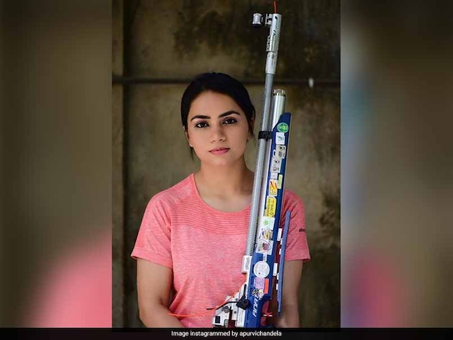 Commonwealth Games 2018: Glasgow Gold Medallist Rifle Shooter Apurvi Chandela Hopeful Of A Repeat
