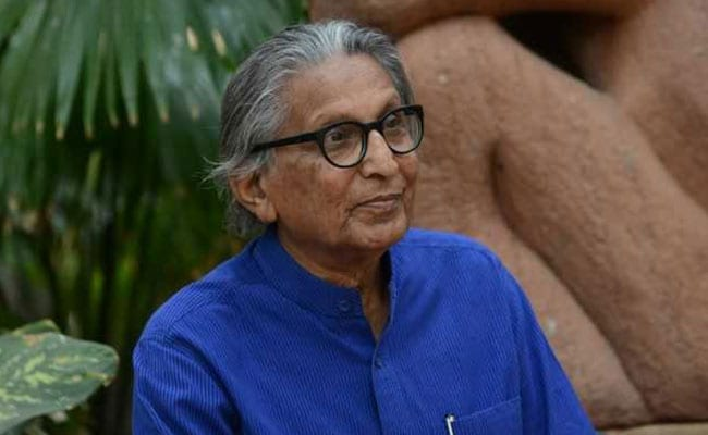B Doshi Is First Indian To Win 'Nobel Prize' Of Architecture