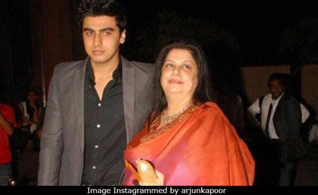 Arjun Kapoor's Note To Mother Mona On Death Anniversary Will Break Your Heart