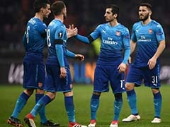 Europa League: Arsene Wenger Hails Arsenal Win Over AC Milan After