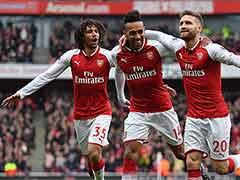Arsene Wenger Gets Boost As Arsenal Sink Watford In EPL