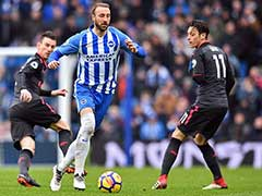 English Premier League: Arsenal Lose More Ground In Top 4 Battle After Brighton Loss