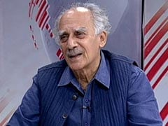 """Modi Will Succeed,"" Says Arun Shourie On 2019 Polls. It's A Taunt"