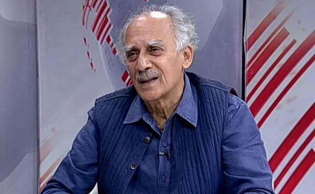 Modi Government Has No Policy On Kashmir Or Pakistan: Arun Shourie