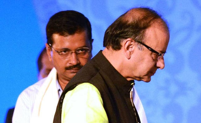 AAP Attacks Arun Jaitley, Says His Blog Reflects BJP's 'Frustrations'