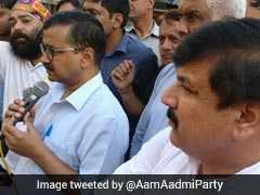 """Arvind Kejriwal On Sealing: """"Will Sit On Hunger Strike If Issue Not Solved By March 31"""""""