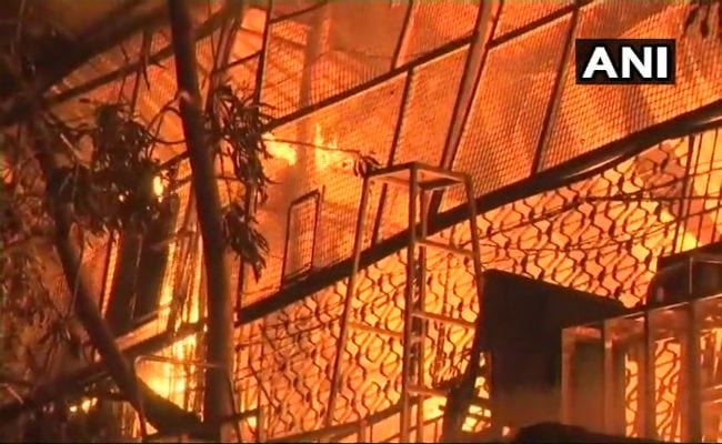 Massive Fire Breaks Out In Chemical Factory In Mumbai, No Casualties Reported