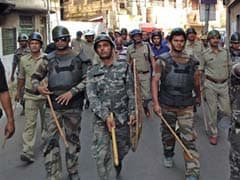 """Under Control"", Say Police On Violence In Bengal's Asansol"