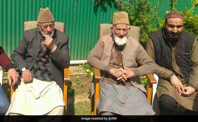 Kashmir: Geelani resigns as the chairman of Tehreek-e-Hurriyat