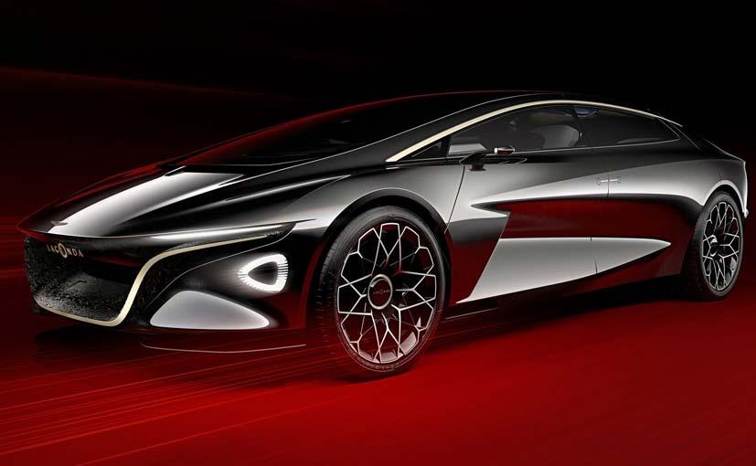 Geneva 2018: Aston Martin Showcases Lagonda Vision Concept