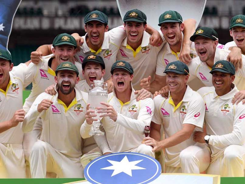 Australia Tampered With Ball During Ashes Series, Claims Michael Vaughan