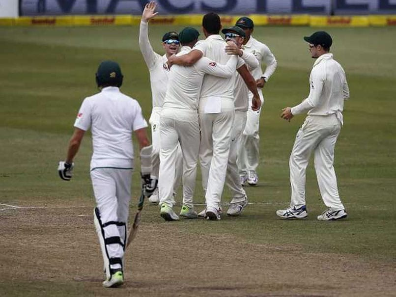 South Africa vs Australia: Visitors Win 1st Test By 118 Runs