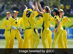 Australia Women Whitewash India In ODI Series