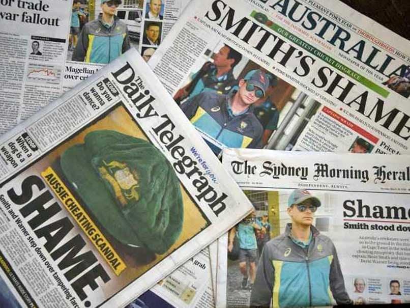 Steve Smiths Shame: Australian Media Slam Rotten Cricket Culture After Ball-Tampering Scandal
